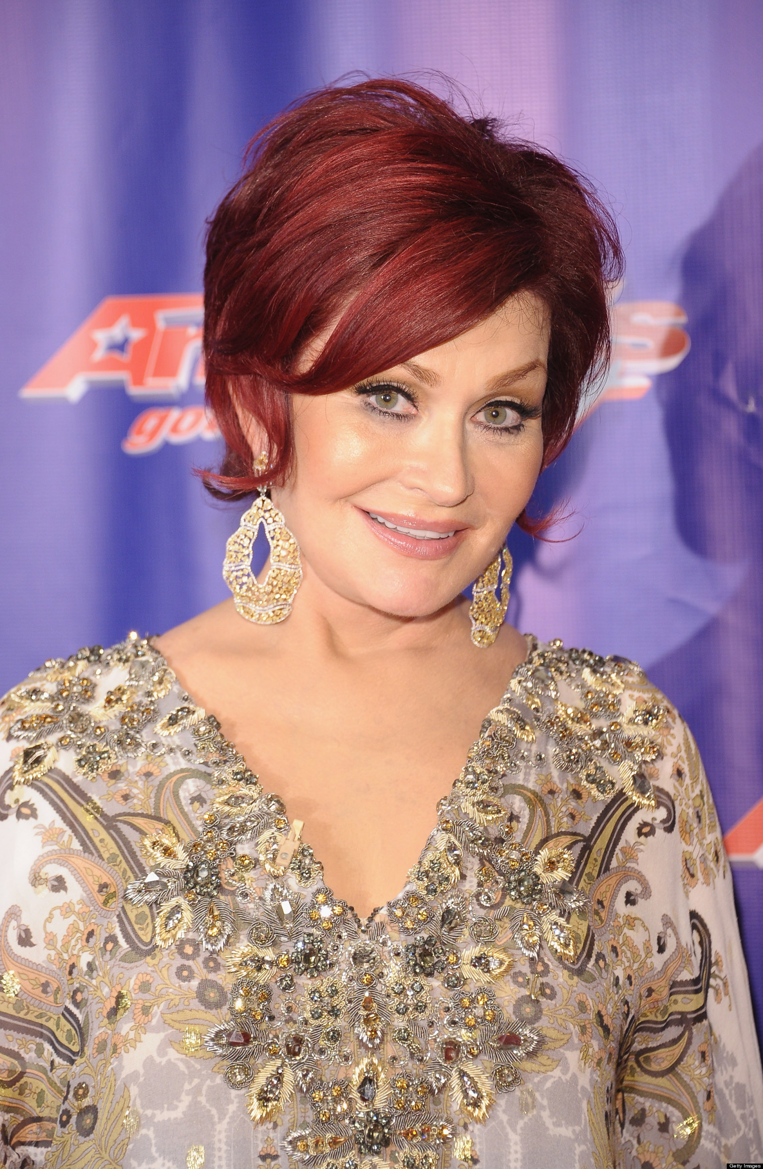 Sharon Osbourne Talks About Her Decision To Have A Double ...