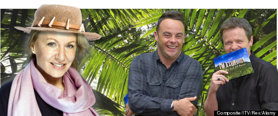 NADINE DORRIES IM A CELEBRITY GET ME OUT OF HERE