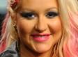 Christina Aguilera Sports Bright Pink Braided Hairstyle (PHOTOS)