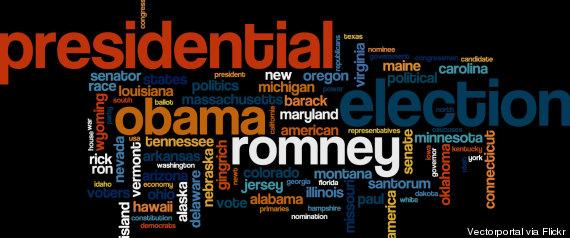 recapitulatif obama romney