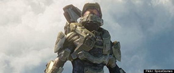 HALO 4 RELEASE