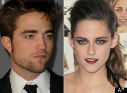 Kristen Stewart Robert Pattinson Twilight Press To