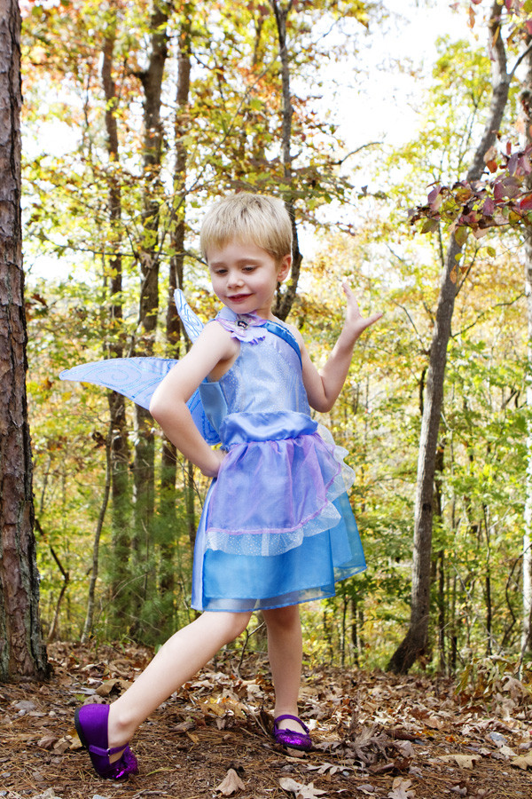 son fairy halloween costume