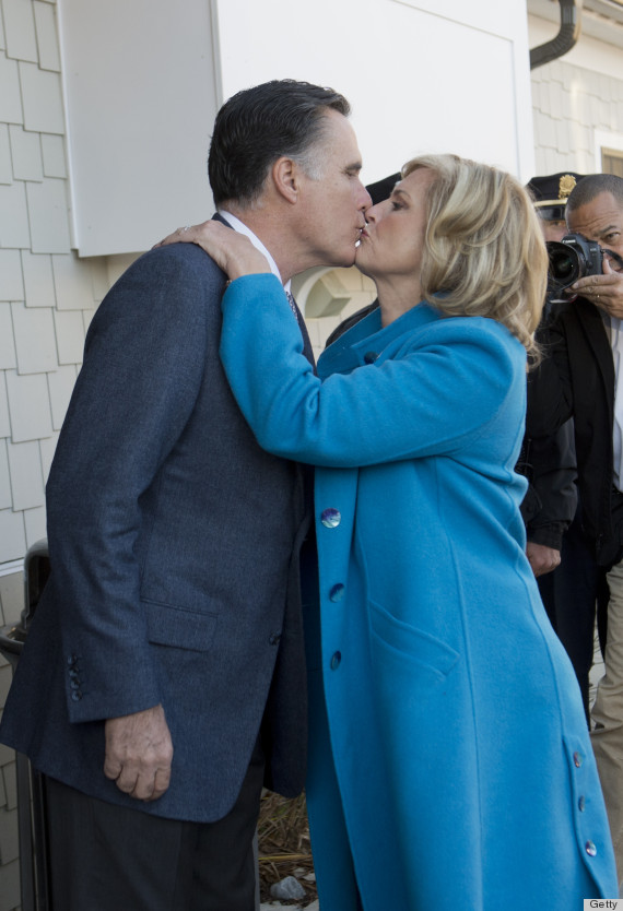 ann mitt romney election pda