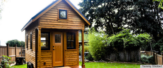 Author And Blogger Tammy Strobel Shares Her Tiny Home And Tips For Living A Simple, Happy Life