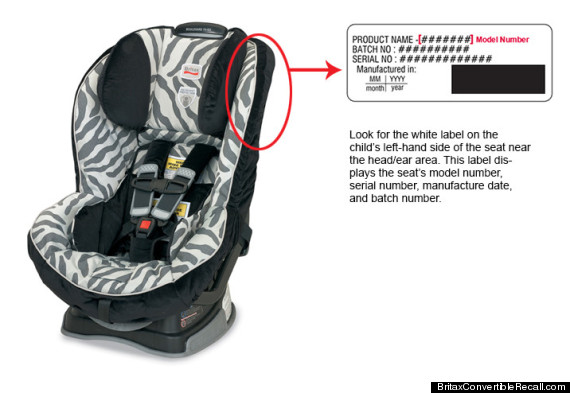 Car Seat Manufactured In  When Does It Expire
