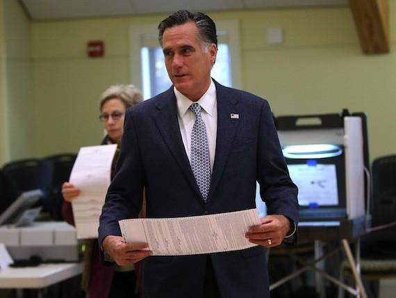 vote 2012 mitt romney