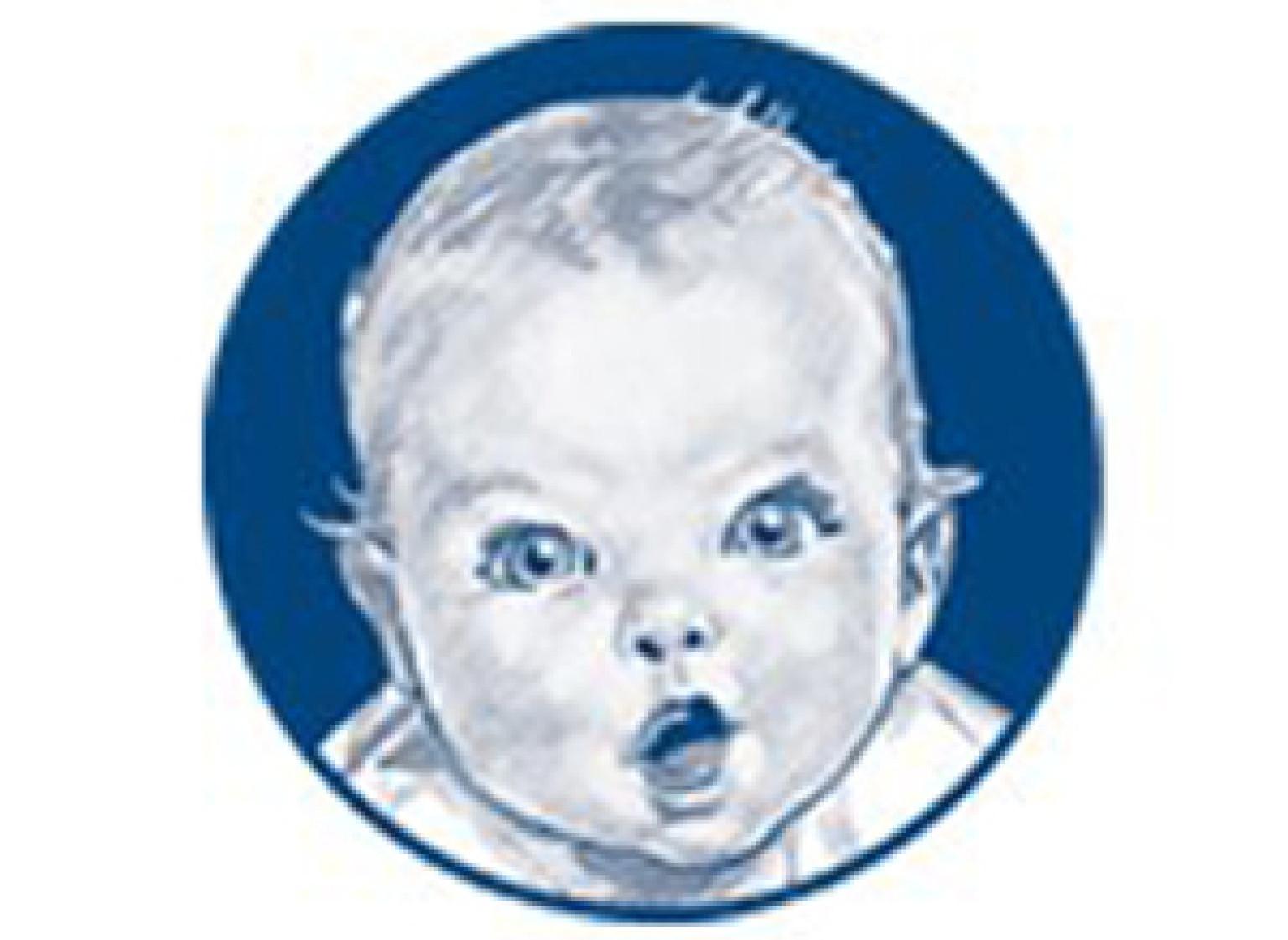 Gerber Baby Food Face