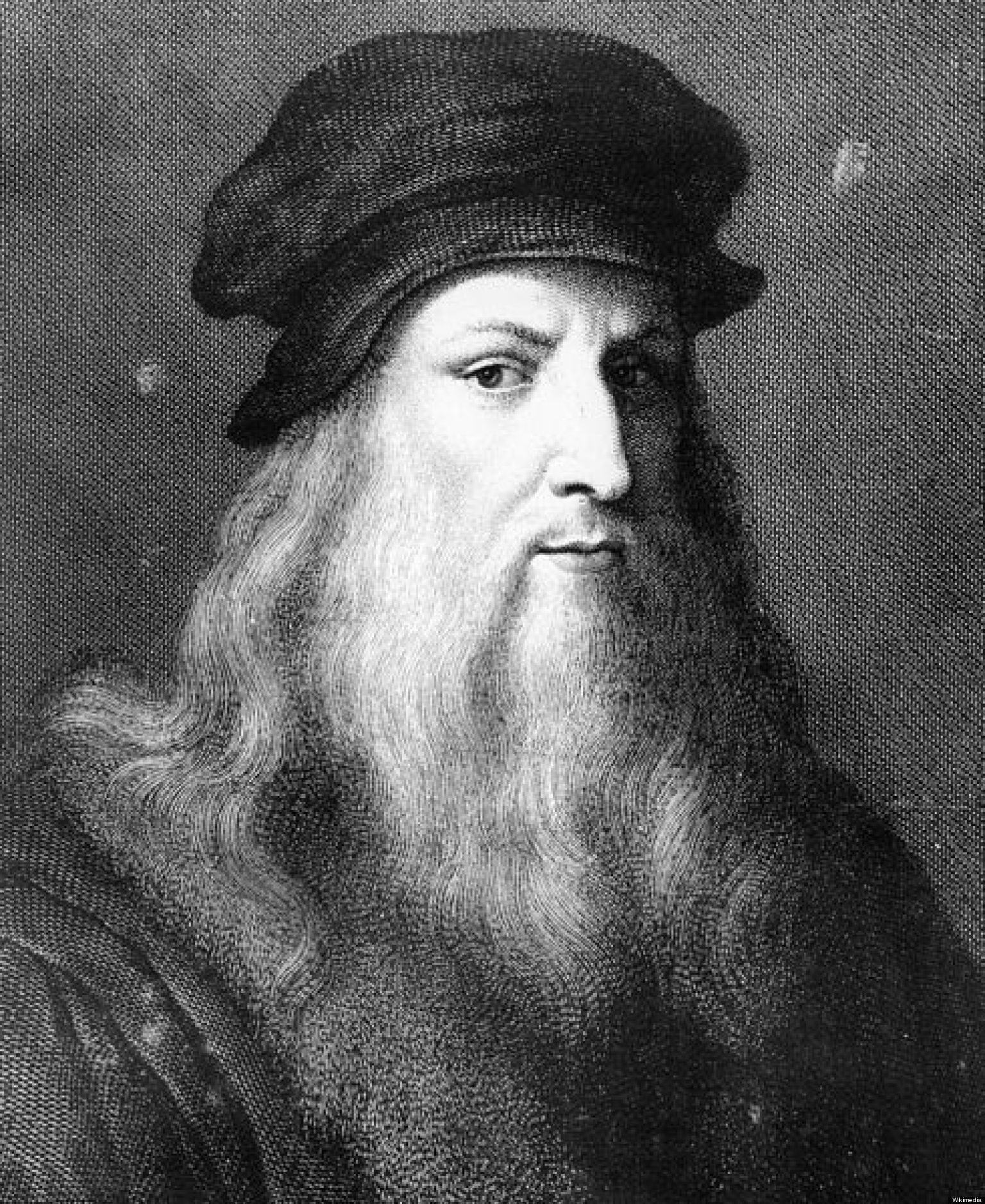 An essay topic about Leonardo Da vinci...?
