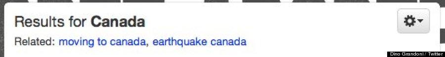 canada trending 2