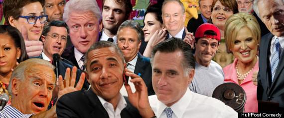 ELECTION COMEDY 2012 LIVE BLOG
