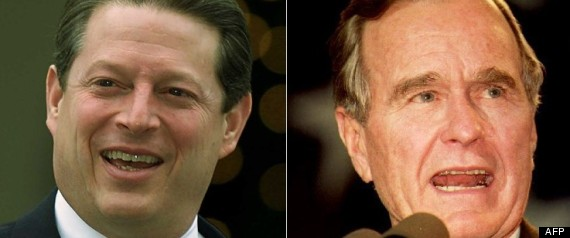 Bush Gore