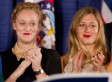 Claire McCaskill's Daughters Are Pleasant Surprise At 2012 Election (PHOTOS)