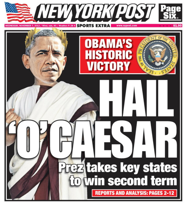 obama new york post