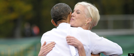 obama donne