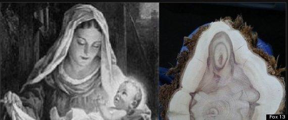 VIRGIN MARY SIGHTING