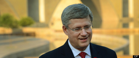 STEPHEN HARPER INDIA