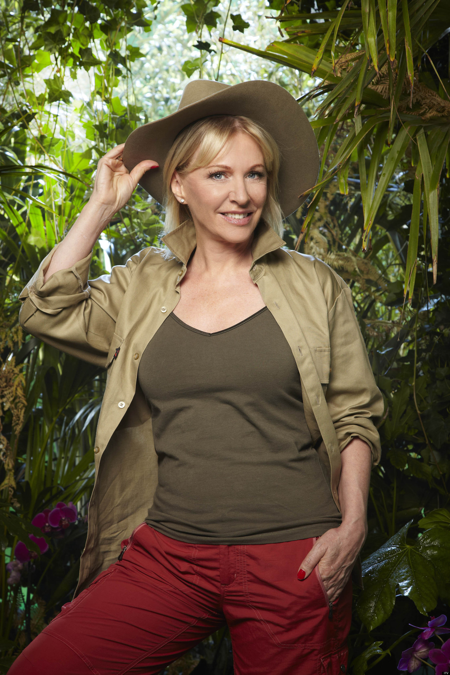 George im a celebrity series 1510
