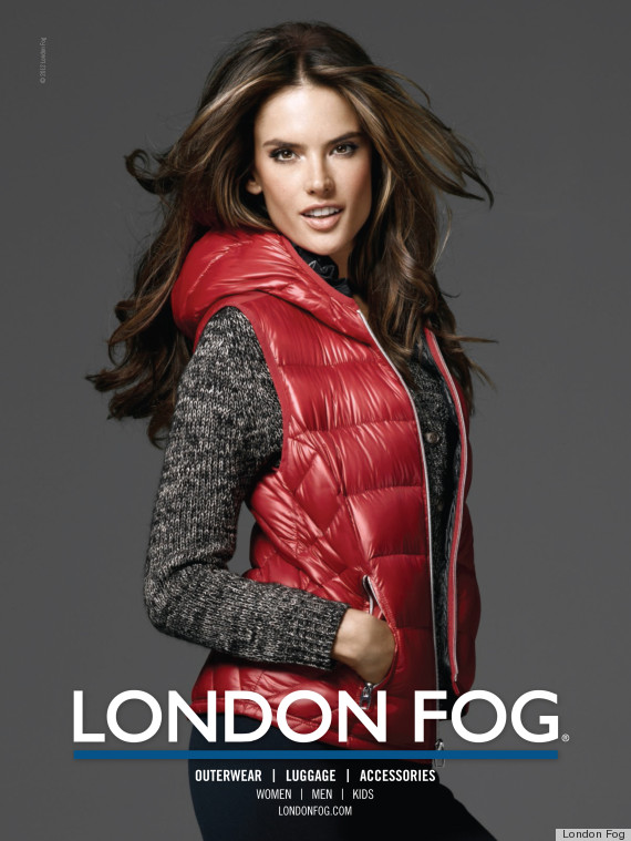 Alessandra ambrosios daughter anja stars in london fog ad alessandra ambrosio daughter pmusecretfo Gallery