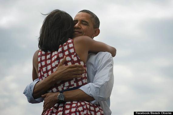 barack obama most popular facebook photo