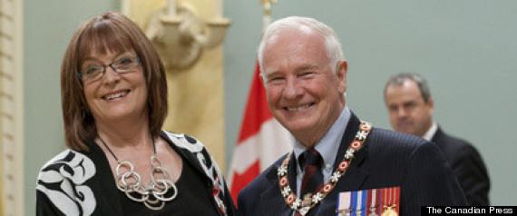 ANITA STEWART ORDER OF CANADA