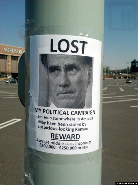 lost mitt romney