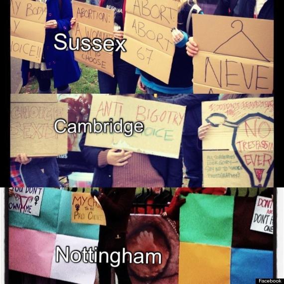 abort67 protest