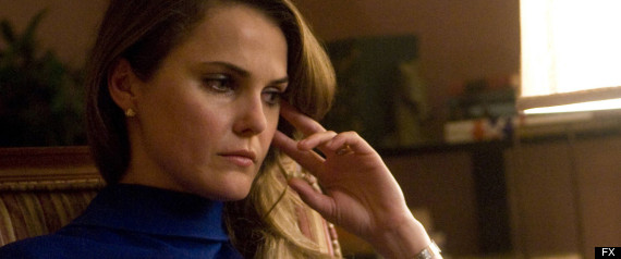 THE AMERICANS KERI RUSSELL