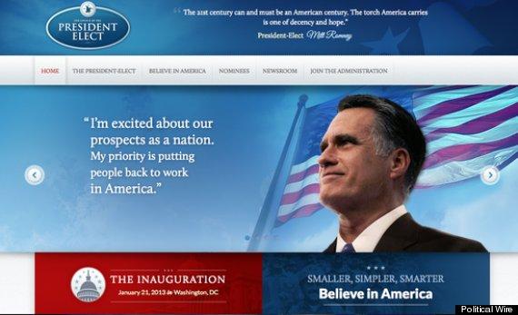 web romney