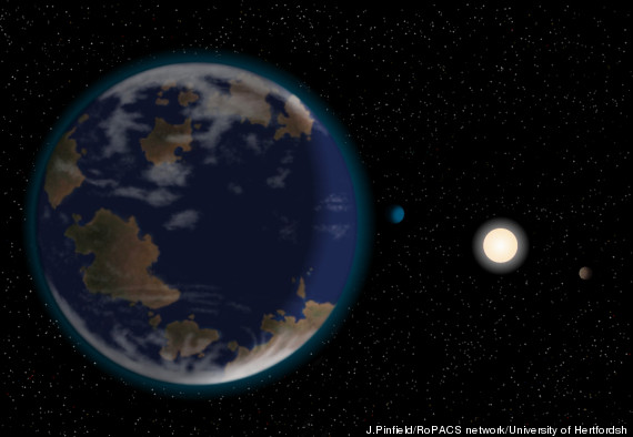 superearthalienplanet