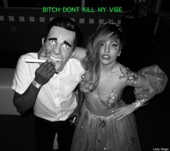 lady gaga kendrick lamar bitch dont kill my vibe