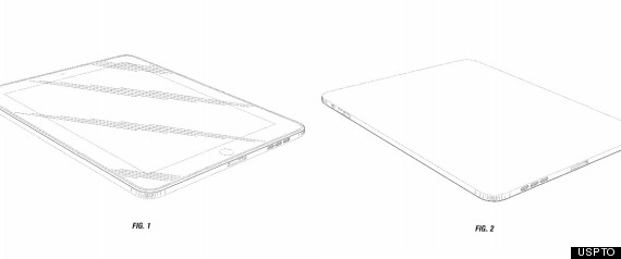 Ipad Design Patent