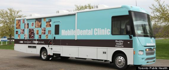 Mobile Dental Clinic Toronto