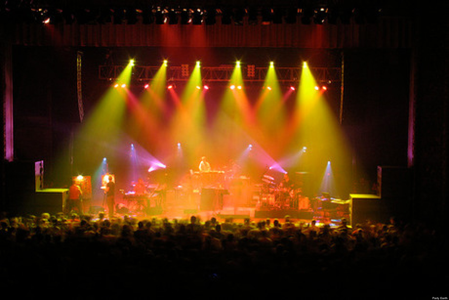 Live In Concert The World S Best Music Venues Photos