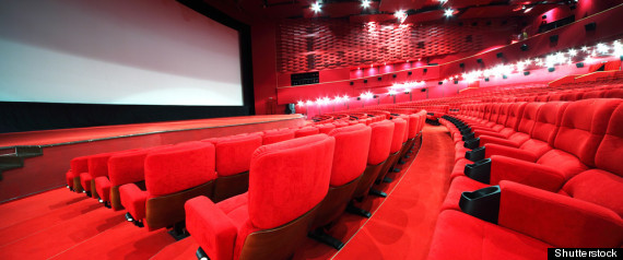 Cineplex Doubles Profits