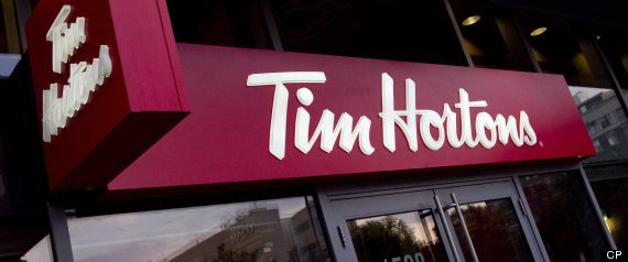 TIM HORTONS Q3 EARNINGS PROFIT REVENUE