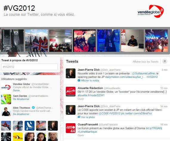 vg2012 twitter