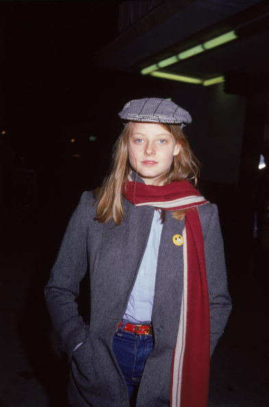 Teenage Jodie Foster Was The Epitome Of Tomboy Chic In A