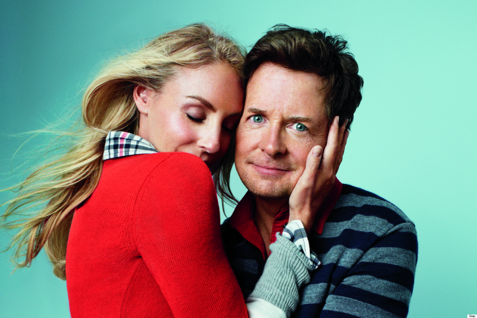 gap 39 s love comes in every shade via michael j fox and