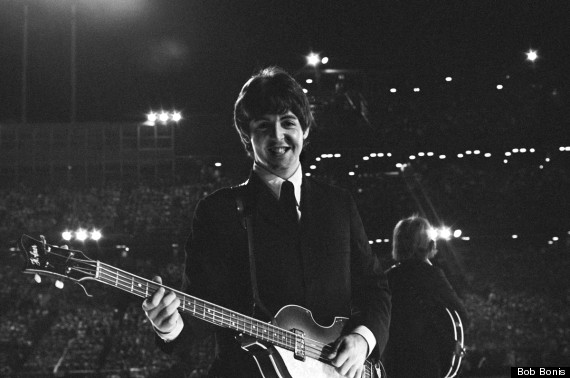 bob bonis beatles photos