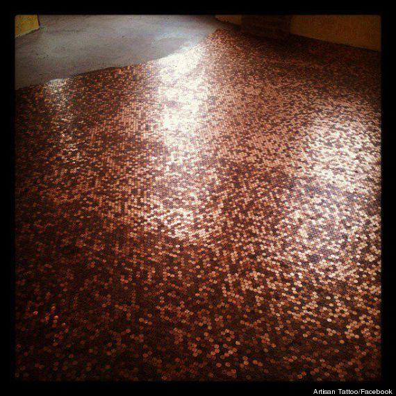 tattoo penny floors