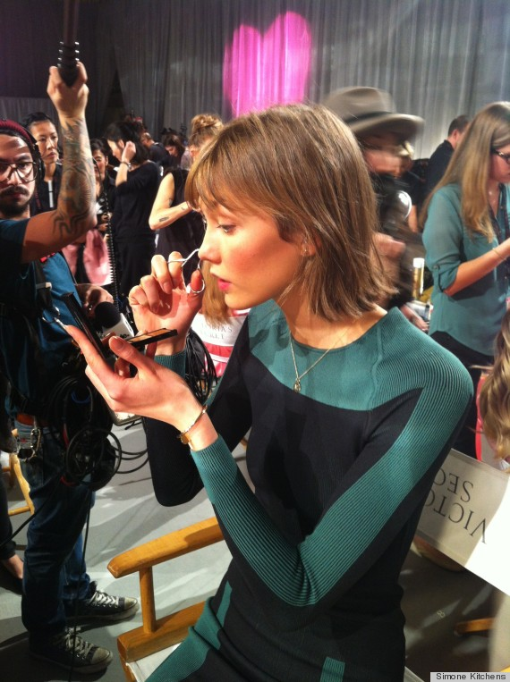 karlie kloss haircut