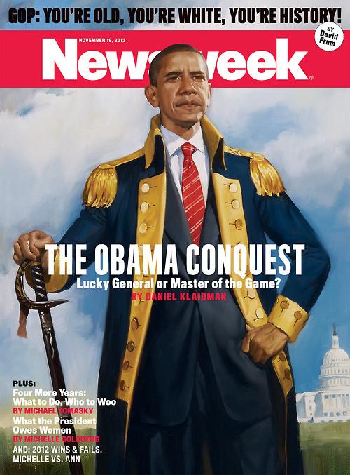 newsweek obama