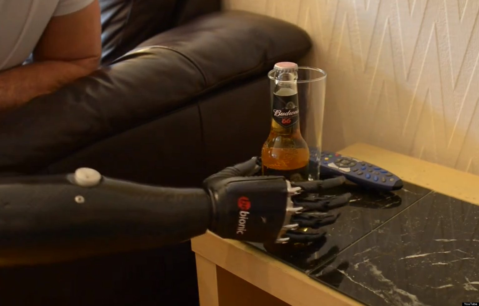 worlds most amazing prosthetic arm huffpost