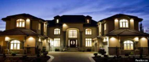 Most Expensive Houses For Sale In Edmonton (PHOTOS - November, 2012 ...