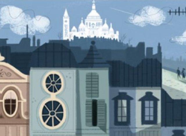 Paul abadie google c l bre le 200 me anniversaire de l for Architecte celebre