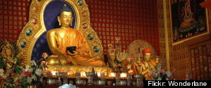 MOST AND LEAST BUDDHIST CITIES