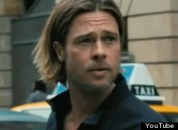 WATCH: Brad Pitt In Terrifying Zombie Apocalypse