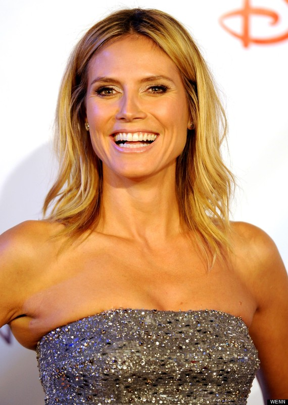 Heidi Klum Has Plenty To Smile About Seal Less So