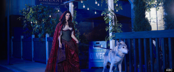 MEGHAN ORY ONCE UPON A TIME